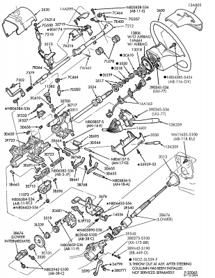 1967 Ford Steering Column Diagram besides 1970 Nova Steering Column Diagram together with 67 Camaro Wiring Diagram in addition RepairGuideContent additionally Category view. on 1970 chevelle tilt steering column diagram